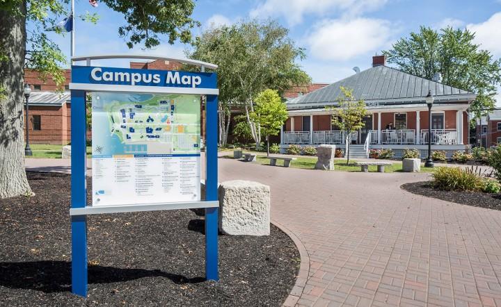 Campus Center Student Services Oak Point Associates